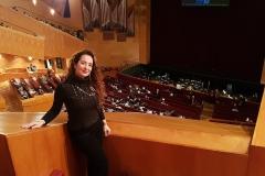 Excursión con mis alumnos a ABAO, producción Stiffelio de Verdi
