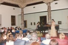 Concierto Patio de la Infanta Ibercaja con Montserrat Caballé