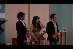 Tras el concierto con el tenor León de la Guardia y el barítono Jorge García