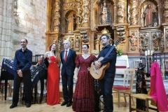 Ensemble Masquevoces con barítono invitado Carlos Vinsac en San Vicente