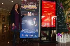 Gran Gala de Zarzuela y gira de conciertos en China con Estrella Cuello como soprano solista