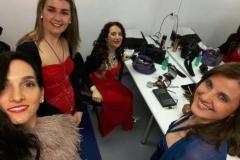 Camerinos Teatro Casyc - XVI Festival Internacional de Cortometrajes