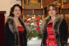 Estrella Cuello y Belen Blazquez DUO MAS QUE VOCES