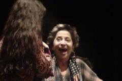 Estrella Cuello y Teresa Berganza en Master Class