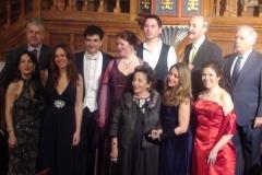 Foto de Grupo del Concierto Homenaje ofrecido a Teresa Berganza
