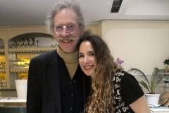 """Con Martin Creed, cena de clausura de la exposición/performance """"Amigos"""" en el Centro Botín de Santander"""