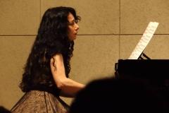 Estrella Cuello pianista y soprano