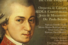 Cartel Definitivo Requiem Mozart