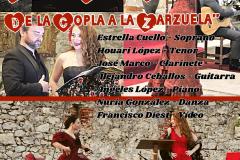 Cartel Santoña Pasión Española