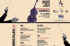 Carteles de producciones y conciertos1