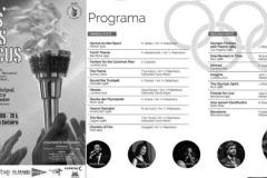 Carteles de producciones y conciertos35