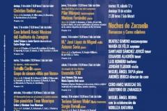 Carteles de producciones y conciertos43