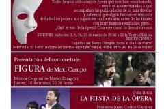 Carteles de producciones y conciertos44