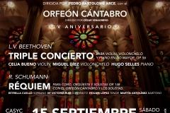 Requiem Schumann Teatro Casyc
