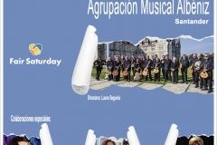 cartel concierto CARMELITAS