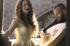 Francisco-López-tiorba-y-Estrella-Cuello-soprano-en-el-Santuario-de-las-Caldas