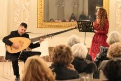 Josias y Estrella en concierto Caccini