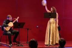 Concierto de la soprano Estrella Cuello en el Palacio Euskalduna 12