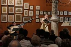 Concierto en el Patio de la Infanta de la soprano Estrella Cuello 4