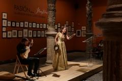 Concierto en el Patio de la Infanta de la soprano Estrella Cuello 5