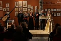 Concierto en el Patio de la Infanta de la soprano Estrella Cuello 3