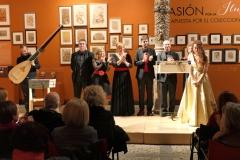 Concierto en el Patio de la Infanta de la soprano Estrella Cuello 2