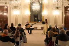 Prima parte concerto Josías y Estrella