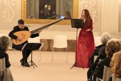 Seconda parte concerto Josías y Estrella