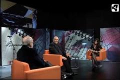 "Entrevista en Aragón TV - ""Borradores"" con Antón Castro"
