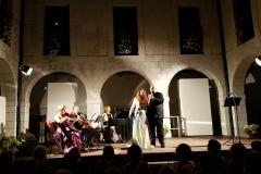 Ensemble Más que Voces en el Palacio del Espolón de Comillas