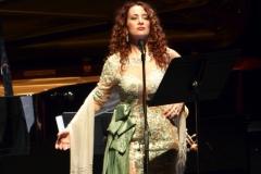 Concierto en el Palacio de la Audiencia de Soria con el Cuarteto Oreste Camarca