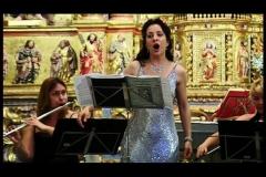 Concierto en el Ciclo Músicas en el Valle del Tena con el Ensemble Más que Voces