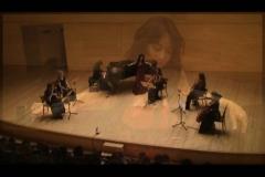 Concierto en la Sala Galve del Auditorio de Zaragoza con el Ensemble Más que Voces