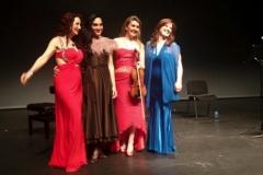 Concierto en el XVI Festival Internacional de Cortometrajes, Teatro Municipal Concha Espina