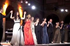 Concierto en el Patio de la Universidad de Alcalá