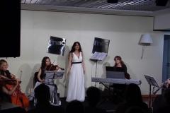 Concierto en la Sala Plaza España de la FNAC con el Ensemble Más que Voces