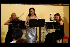 Concierto en el Ciclo Músicas en la Cima del Valle de Benasque con el Ensemble Más que Voces