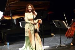 Estrella Cuello On Stage9Concierto en el Palacio de la Audiencia de Soria con el Cuarteto Oreste Camarca