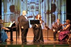 Concierto Teatro Liceo Santoña con el Ensemble Más que Voces