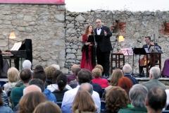 Concierto del Ensemble Más que Voces en el Fuerte Antiguo del Torco de Suances