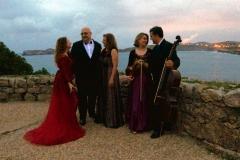 Concierto Concierto del Ensemble Más que Voces en el Fuerte Antiguo del Torco de Suances
