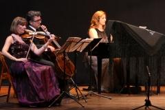 Ensemble Más que Voces en el Centro Cultural Ramón Pelayo de Solares