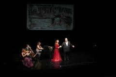 Ensemble Más que Voces en el Teatro Municipal de los Corrales