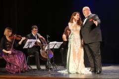 Ensemble Más que Voces en el Teatro Bretón de Astillero