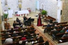 Concierto Ensemble Más que Voces en la Iglesia de San Saturnino de Hinojedo
