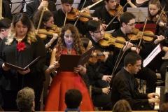 pianista solista con sopranos solistas