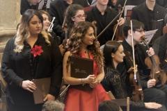 soprano II Sara Pardo y soprano I Estrella Cuello