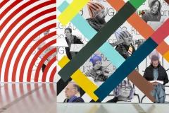 """Exposición/Performance """"Amigos"""" de Martin Creed, Centro Botín (Santander) - Juan García Negrete (Fotógrafo)"""