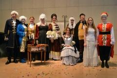 Elenco Le nozze di Figaro