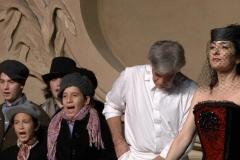 Estrella Cuello soprano como Musetta de La Bohème